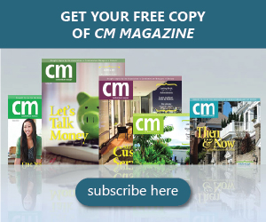CM Magazine Advertisement